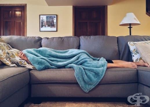 Сънят е новото черно - изображение