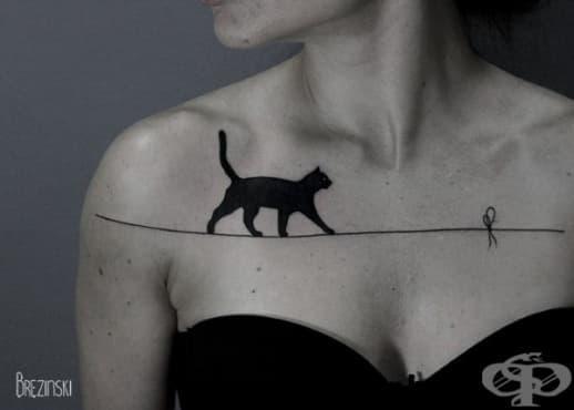 Сюрреалистичните татуировки на  беларуски артист ще ви накарат да поискате татуировка - изображение
