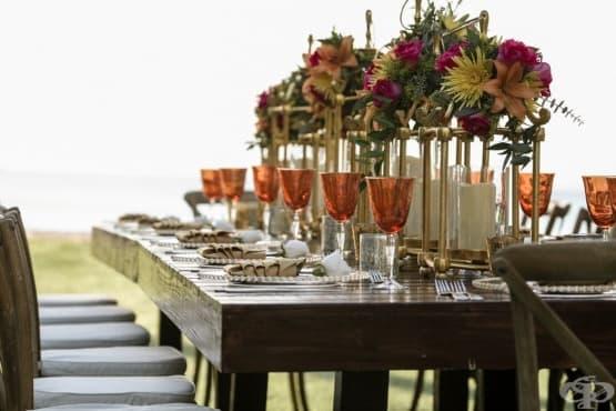 6 храни, които да избягвате да поднасяте на сватба - изображение