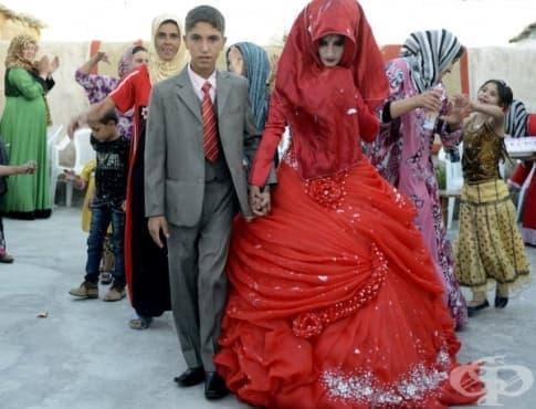 31 красиви сватбени рокли от цял свят – III част - изображение