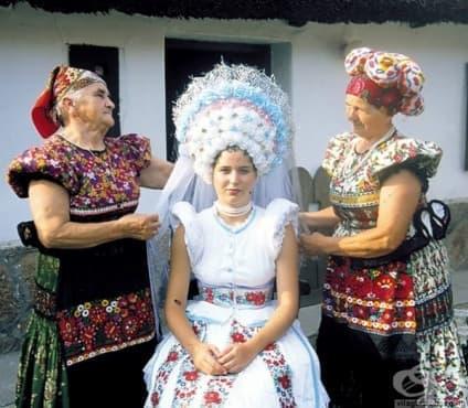 Вижте как изглеждат традиционните сватбени облекла по света – II част - изображение
