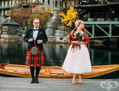 Вижте как изглеждат традиционните сватбени облекла по света – I част - изображение