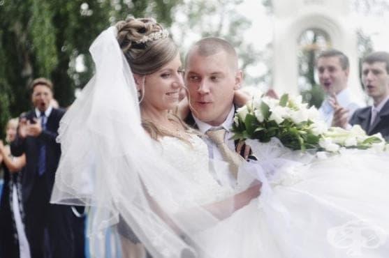 21 любопитни сватбени традиции от цял свят (галерия) - изображение