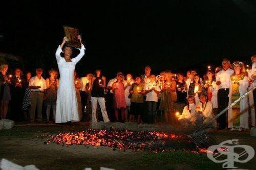 На 21 май почитаме Св. Константин и Елена - традиции и обичаи - изображение