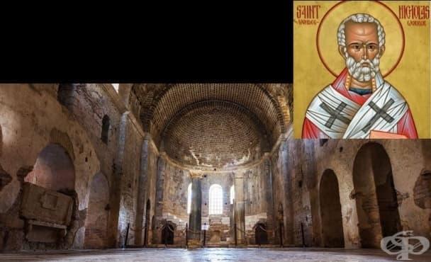 Турски археолози твърдят, че са открили гроба на Дядо Коледа - изображение