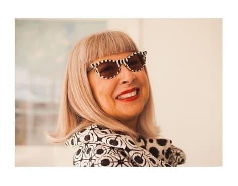 Стилът няма възраст: блогът на една 68-годишна жена - изображение