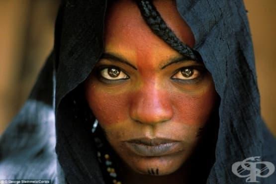 Секс, еманципация и матриархат насред Сахара: жените от племето Туарег - изображение
