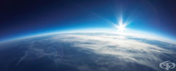 Учени успяха за първи път да телепортират фотон от Земята до сателит в орбита - изображение