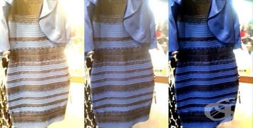 #TheDress – най-популярната рокля напоследък е в мощна кампания срещу домашното насилие - изображение