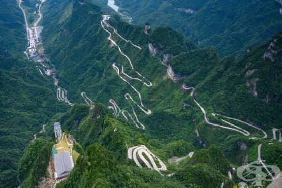 Най-опасните пътища в света - изображение