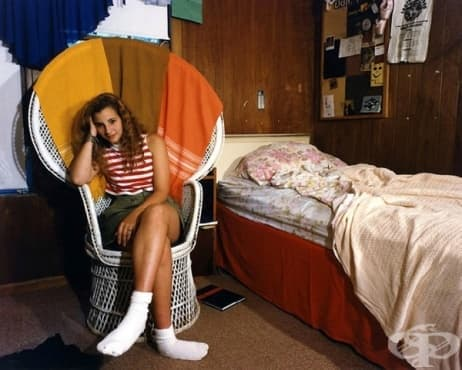 14 снимки на тийнейджъри от 90-те в техните стаи - или как изглеждаше светът тогава - изображение