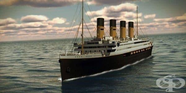 През 2022 г: Титаник II отплава - изображение