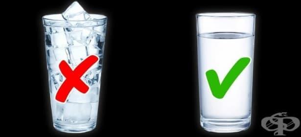 Топла или студена вода? Направете своя избор и вижте какво се случва с вашето тяло - изображение
