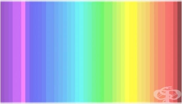 Само 1 от 4 души могат да разпознаят всички цветове в тази палитра. А вие можете ли? - изображение