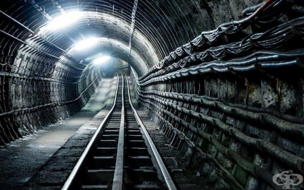 Тайни тунели под Лондон се откриват за първи път на обществеността - изображение