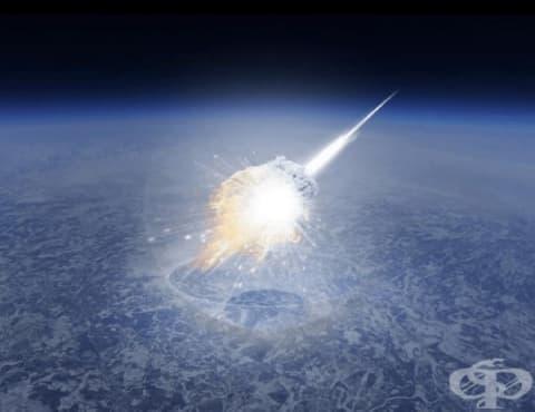 Тунгуският взрив – метеорит, сблъсък с черна дупка или НЛО? - изображение