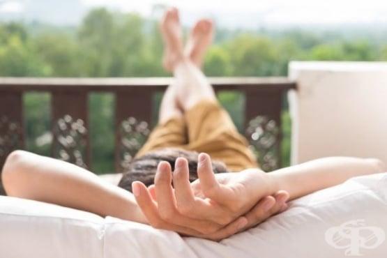 Твърде много свободно време може да има същия негативен ефект върху човешката психиката, както неговата липса  - изображение