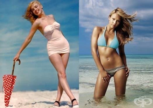 Жените с фигура като пясъчен часовник и идеална талия са най-привлекателни за мъжете - изображение