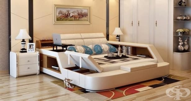 11 удобни легла, в които ще искате да заспите веднага - изображение