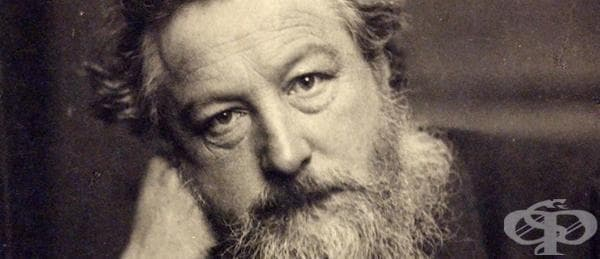 Уилям Морис - лутане между поезията и текстила - изображение