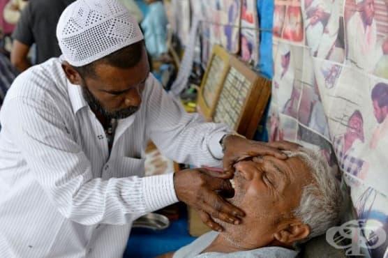 Пакистанските улични зъболекари - изображение