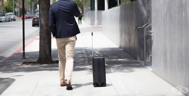 Умен куфар – изобретението, което ви следва навсякъде - изображение
