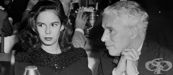 Чарли Чаплин за Уна: Тя се усмихна и моето мрачно настроение веднага изчезна  - изображение