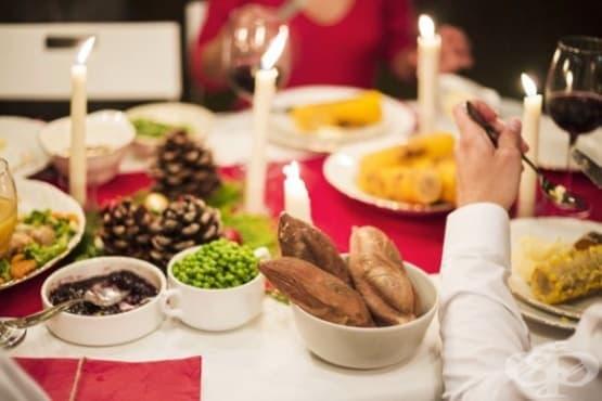 Вечерята на свещи топи килограми - изображение