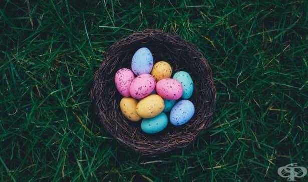 Езическият произход на великденските яйца - изображение