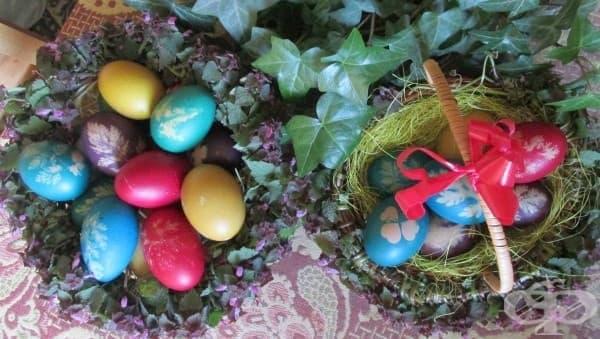Великденските яйца – произход и традиции - изображение