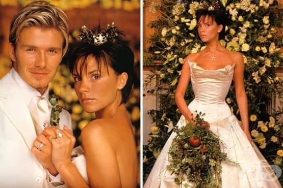 Най-скъпите сватбени рокли в света (1 част) - изображение