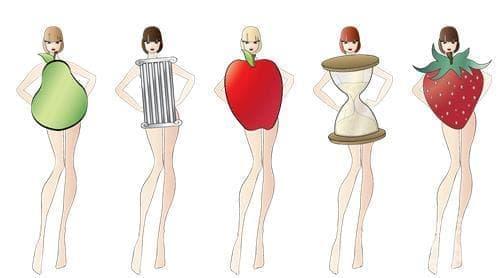 Вижте как десенът и кройката на роклята променят пропорциите на тялото - изображение