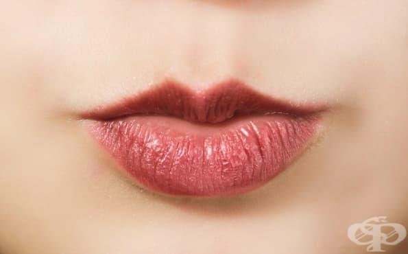 Формата на устните ви разкрива много за вашата личност - изображение