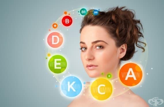5 знака за липса на витамини, които са изписани на лицето ви - изображение