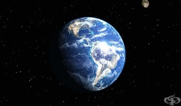 Водата, която пием, е по-стара от планетата, на която живеем - изображение