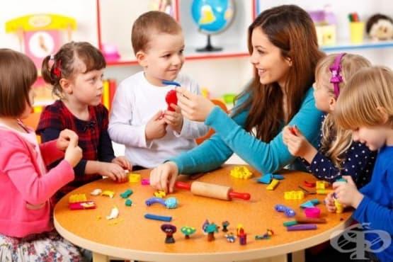 Водете децата на детска градина, за да бъдат по-успешни хора - изображение