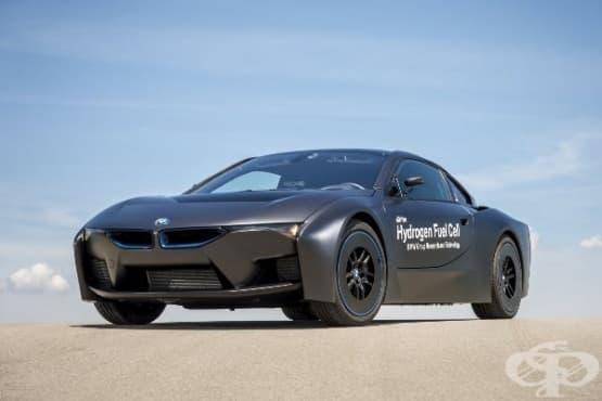 Защо светът не говори за водородните автомобили, след като вече са факт - изображение