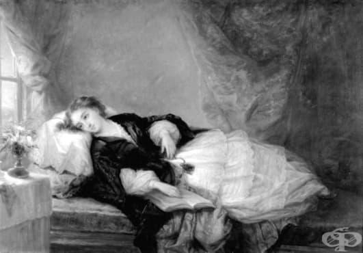 10 налудничави вярвания от миналото относно женското тяло - изображение