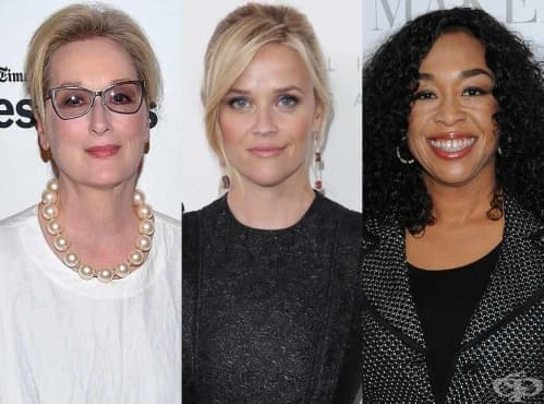 Времето изтече: Холивудските звезди в борба срещу сексуалния тормоз - изображение
