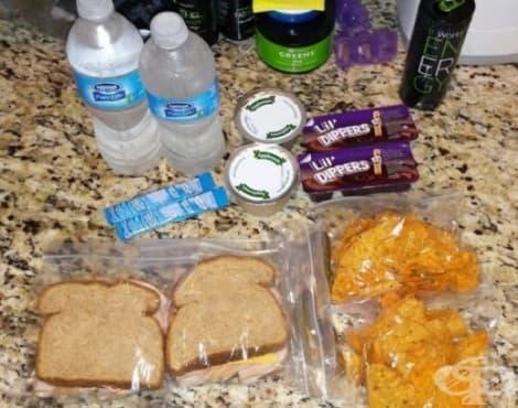Защо едно момче всеки ден си носело допълнителен сандвич за обяд? - изображение