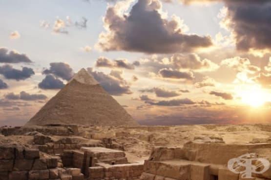 Вътрешността на пирамидите, за която никой не говори - изображение
