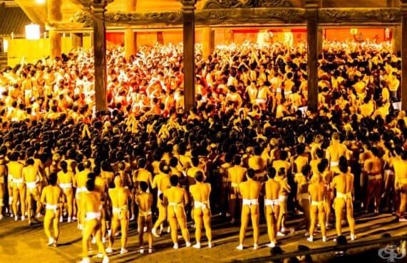 Най-необичайните фестивали в Азия - изображение