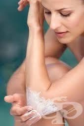 Как да се избавите от сухата и загрубяла кожа на лактите? - изображение