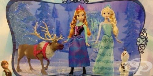 """""""Замръзналото кралство"""" детронира Барби в Америка като най-желан момичешки подарък за Коледа - изображение"""