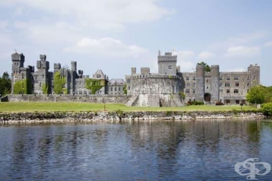 Най-добрият хотел в света: ирландски замък от XIII век - изображение