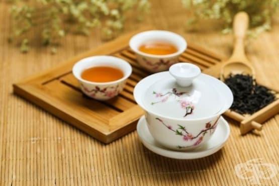 Защо в цял свят има само две думи за чай - изображение