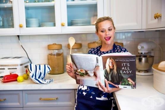 Топ 5 знаменитости в Инстаграм, които са майстори кулинари - изображение