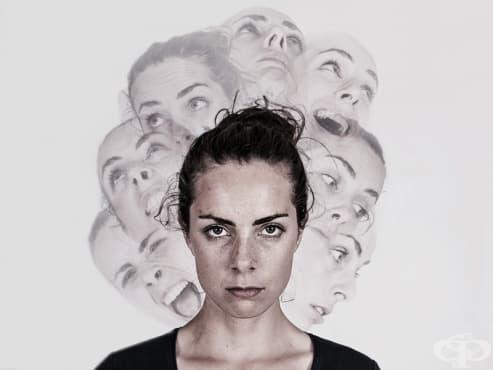 Шизофрения МКБ F20 - изображение
