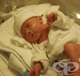 Дихателна недостатъчност на новороденото МКБ P28.5 - изображение
