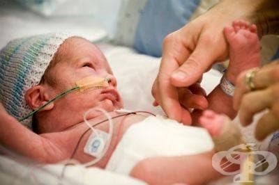 Респираторен дистрес у новороденото МКБ P22 - изображение